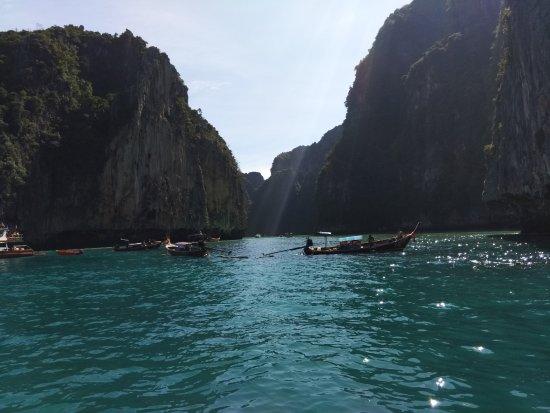 Ko Phi Phi Lee, Tailandia: Pileh Lagoon