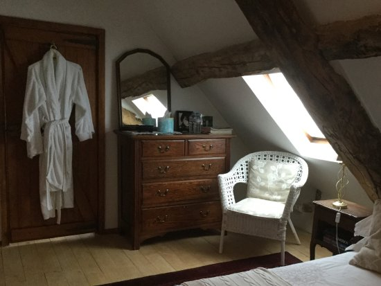 Les Gites Perard: Bed and Breakfast Double room