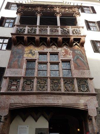 Altstadt (Old Town) Mittenwald : Golden Roof