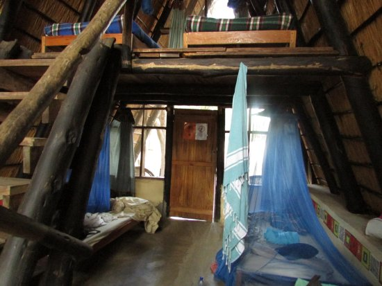 Salima, Malawi: A-frame