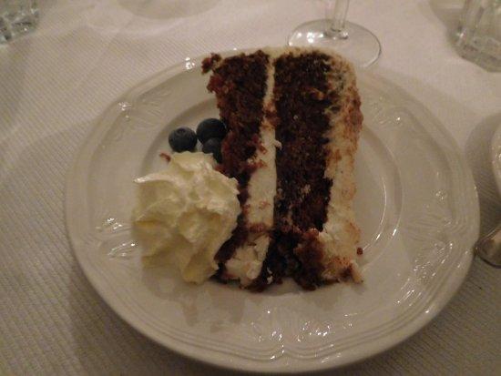 Eyrarbakki, Islandia: Ein Dessert