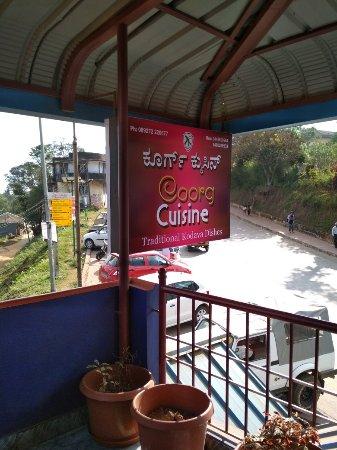 Authentic Coorg cuisine in Madekeri