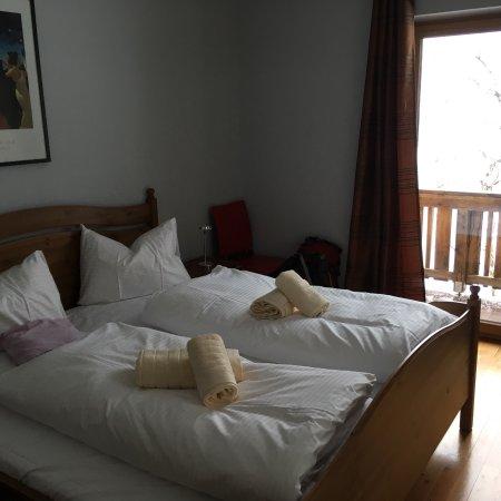Unser Doppelbettzimmer