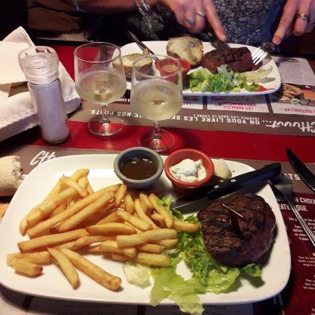 Restaurant buffalo grill dans cucq avec cuisine am ricaine - Menu buffalo grill tarif ...