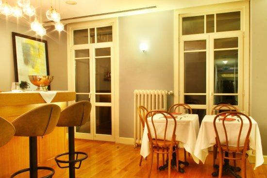 Restaurant walton hotels taksim pera for Walton hotels sultanahmet
