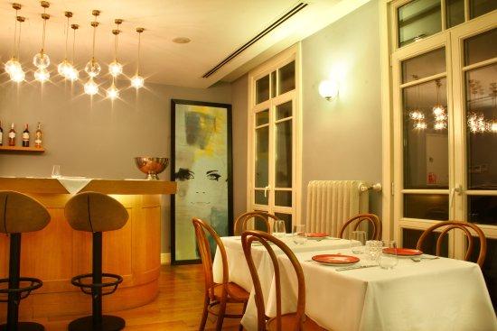 Restaurant obr zek za zen walton hotels taksim pera for Walton hotels sultanahmet