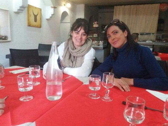 Urzulei, อิตาลี: Bar Ristorante la Ruota