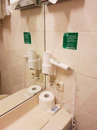 Traunreut, Alemania: Bathroom