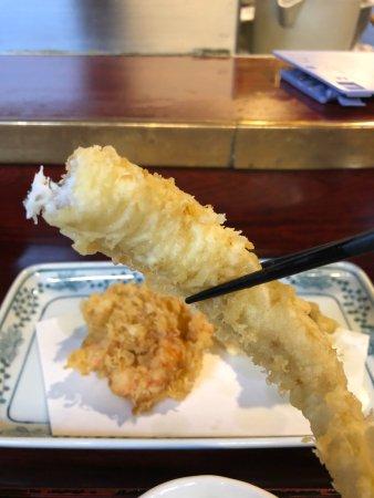 Shinjuku Tsunahachi Sohonten: The unagi is really tasty!