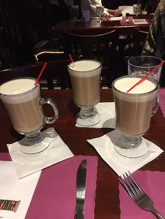 Playwright Tavern & Restaurant: Baileys Coffee is a must!