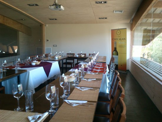 Foto de vi a chocalan melipilla cena sala mirador for Sala mirador