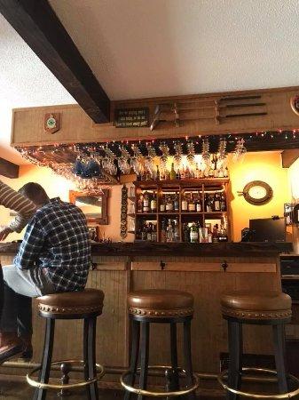Fryeburg, ME: Bar Area