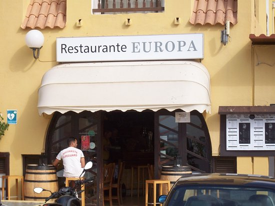 Cafe Europa Picture