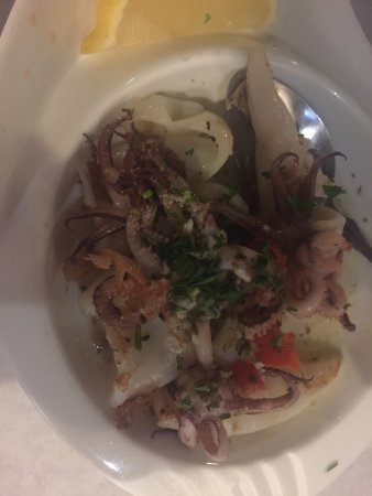 Northfield, IL: Calamari