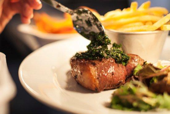 Grain Barge: Steak Night every Thursday
