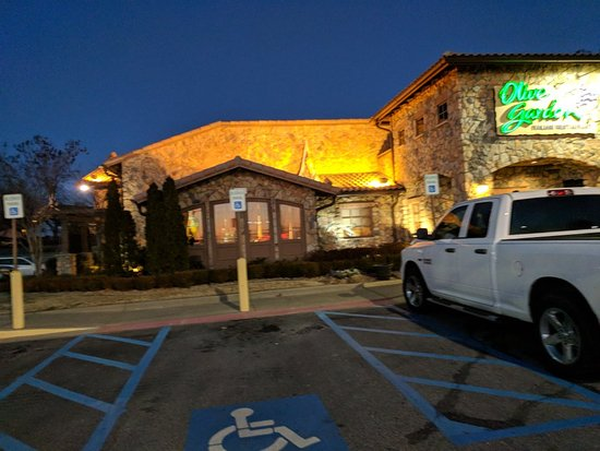 Img 20180101 175914 Picture Of Olive Garden Greenville Tripadvisor