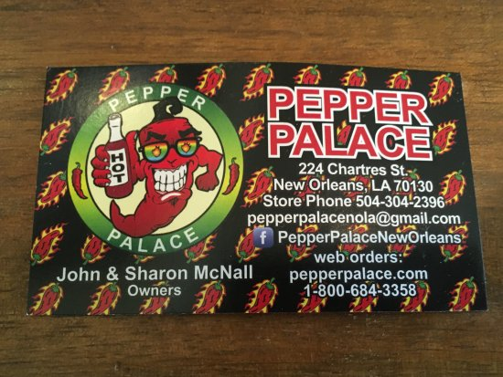 ‪Pepper Palace‬