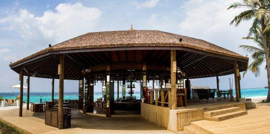Bolifushi Island: Jumeirah Vittaveli B4R Entrance