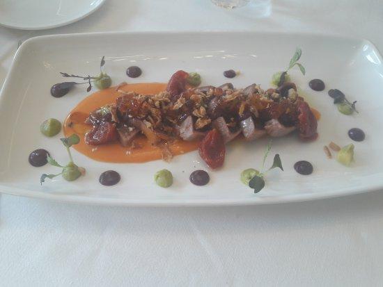 Tataki de at n restaurante hotel casa vilella tripadvisor - Hotel casa vilella ...