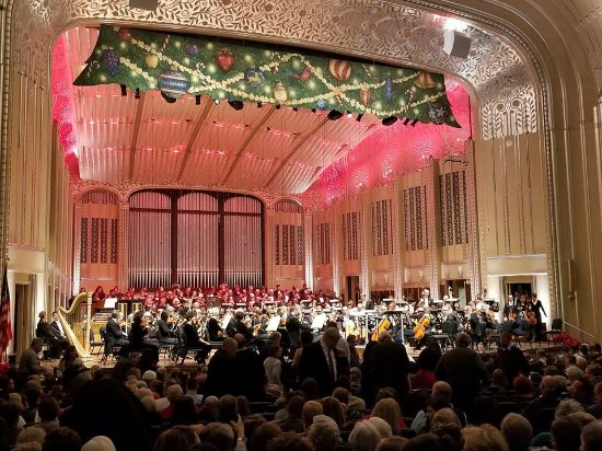 Cleveland Orchestra at Severance Hall: Cleveland Orchestra Christmas Concert 12/17