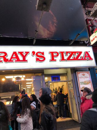 Famous Original Ray's Pizza Photo