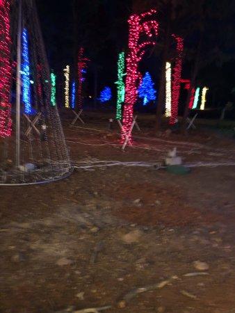 วิลเลียมส์, อาริโซน่า: Christmas lights 2017 Christmas
