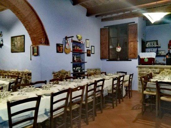 Campagnatico, Italien: Agriristoro la casalinga
