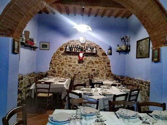 Campagnatico, Italië: Agriristoro la casalinga