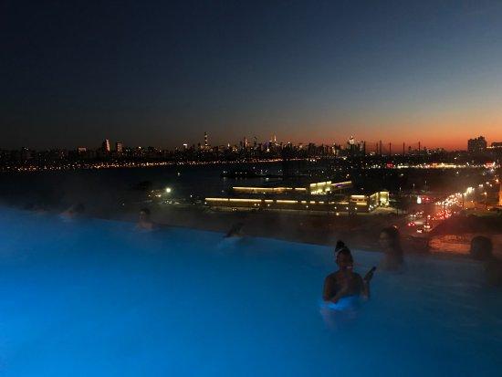 SoJo Spa Club: infinity pool