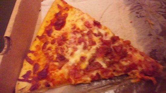 Jefferson, NC: Carnivore Pizza