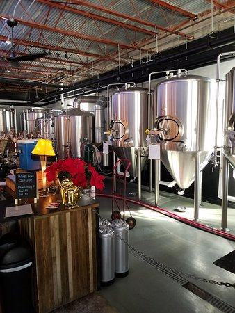 Swamp Rabbit Brewery & Tap Room: Fun time