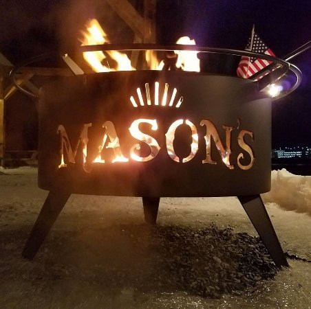 Brewer, ME: Mason's Fire Pits
