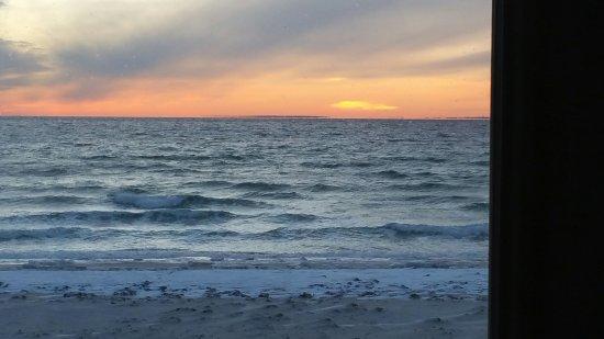 Sea Crest Beach Hotel: Sunset over Old Silver Beach is lyrical.
