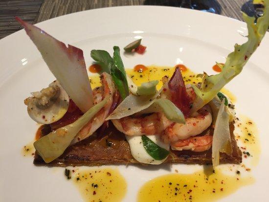 Main dish meat picture of ecole de cuisine de l 39 institut paul bocuse lyon tripadvisor - Cours de cuisine lyon bocuse ...