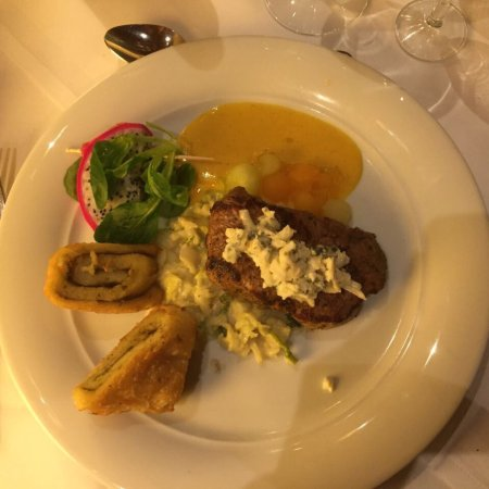 Bastei, Γερμανία: Silvestermenü 2017/2018