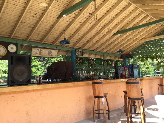 Carib-Ocho Rios : bar next door