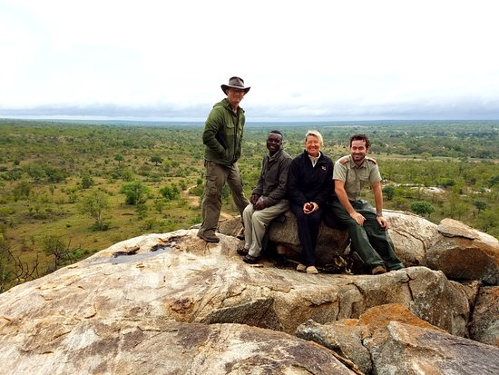 Mala Mala Private Game Reserve, Sydafrika: Great views and a true African experience.
