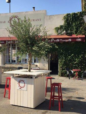 Barbentane, فرنسا: Aux Pieds Tanqués