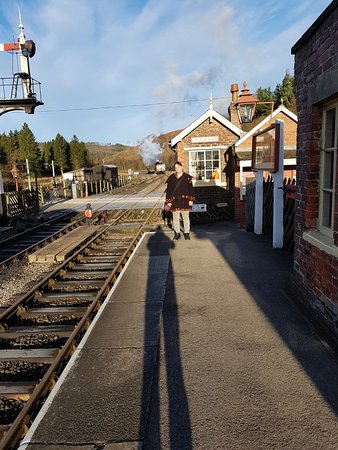 North Yorkshire Moors Railway: Lerisham station
