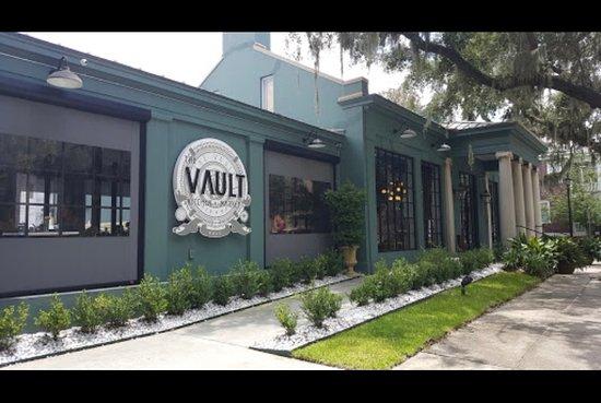 Old Bank - Picture of The Vault Kitchen + Market, Savannah ...