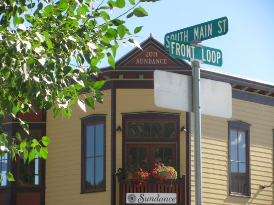 We are located at the corner of South Main and Front Loop in South Main, Buena Vista, CO