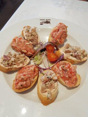 Restaurant Fruits De Mer Deltebre