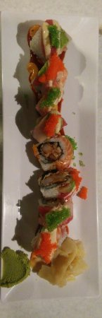 Carnegie, PA: Example of the Sushi