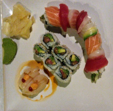 Carnegie, PA: Sushi Rolls