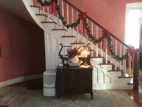 Princeton, Virginia Occidental: stairs
