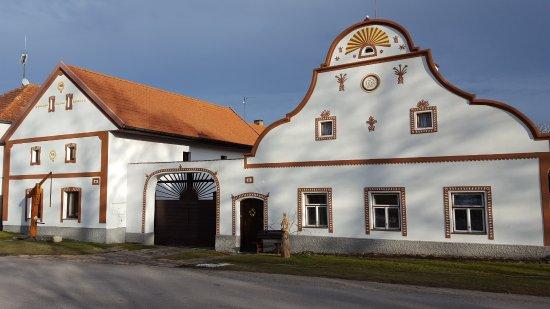 Holašovice: Holasovice