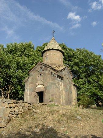 Yeghegis, Armenia: Церковь в селе Ехегис