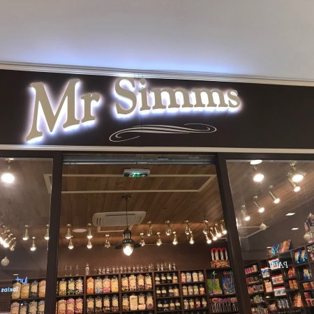 Metz, France: Mr Simms