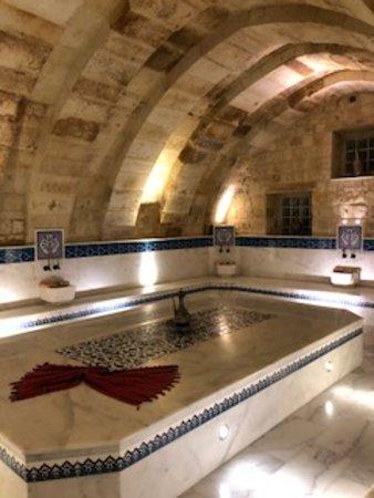 Kayakapi Premium Caves - Cappadocia : turkish bath