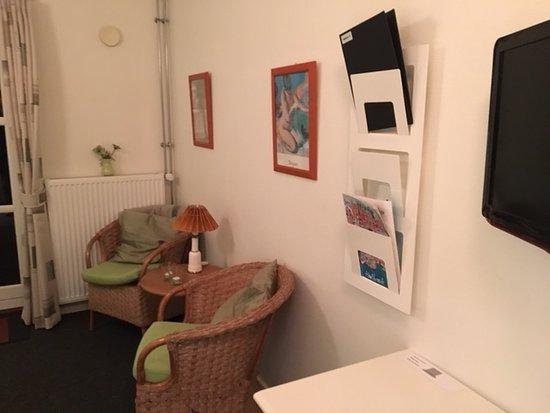 Jyderup, Danmark: Fra rommet